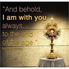 The loving eucharist