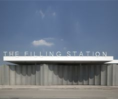 A new spin on creating a longer term pop up venue.On a  murky and desolate canal, The Filling Station is around for a couple years affording pop-up restaurant chefs an interesting spot at Kings Cross in London. Who would think a forgotten about site can become one of the hottest locations! Popup Republic