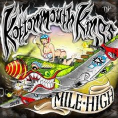 The Kottonmouth Kings: Reunite With Saint Dog On New Album + Johnny Richter Solo Track Music Love, New Music, Amazing Music, Cd Cover, Album Covers, Insane Clown Posse, Summer Jam, Biker Quotes, My Favorite Music