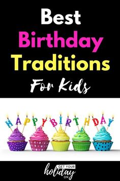Best Birthday Traditions For Kids Are you searching for the best birthday traditions for kids? We take pride in helping others find the coolest birthday traditions that are right for their families. Here you will find a selection of birthday traditions th Teen Birthday, Special Birthday, Happy Birthday, Birthday Ideas, Birthday Parties, Games For Kids, Activities For Kids, Crafts For Kids, Kid Games
