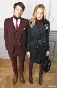 The Kooples collection automne hiver 2011