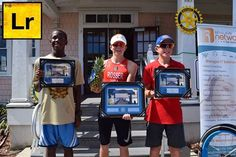 Luke Rosser T1D Athlete 1st Place at Pineapple Man Triathlon not letting diabetes define him!