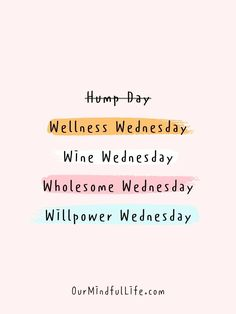 Hump Day Quotes, Happy Wednesday Quotes, Good Day Quotes, Work Quotes, Daily Quotes, Quote Of The Day, Quotes To Live By, Best Quotes, Funny Quotes