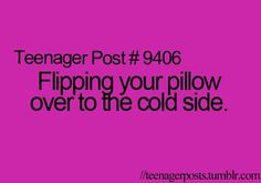i do that all the time