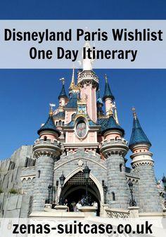 Our Disneyland Paris