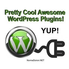 Pretty Awesome Cool WordPress Plugins