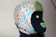 the second baby winter hat (sewing pattern = Ottobre design for kids)