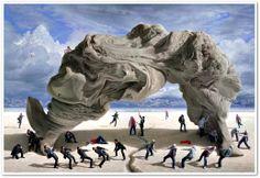 Joel Rea -Hyperrealistic Surrealism