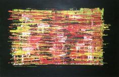 Dino Buchmann, Auf den Spuren von Gerhard Richter 2, 2016, Acryl auf Leinwand, BxH 90x61 cm on ArtStack #dino-buchmann #art Gerhard Richter, Artist, Painting, Canvas, Photo Illustration, Painting Art, Paintings, Painted Canvas, Drawings