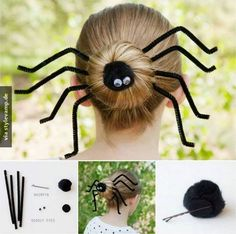 Spinnenhaar