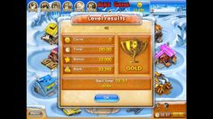 Farm Frenzy 3 Ice Age (level 40) only GOLD Веселая ферма 3 Ледниковый период (уровень 40) Золото
