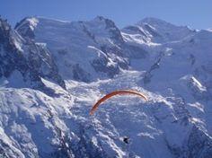 Tandem Paraglide Flights & Paraglide School | Chamonix Sport Aventure