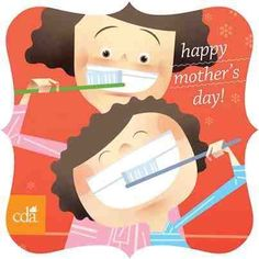 Wishing all of our mothers a happy Mother's Day!K & F Dental-Spa. Recuerda...... que la limpieza dental es dos veces al año. Agenda tu cita hoy (664)685.00.58