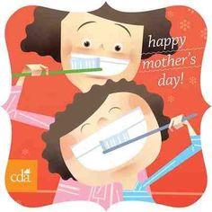 Wishing all of our mothers a happy Mother's Day!K & F Dental-Spa. Recuerda...... que la limpieza dental es dos veces al año. Agenda tu cita hoy (664)685.00.58
