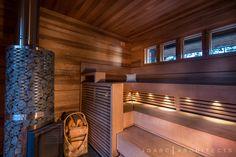 JOARC I ARCHITECTS • Holiday Villas • Villa S kesämökki, sauna, Finnish architecture