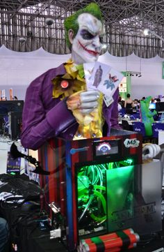 Joker Case Mod
