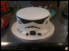 Live. Laugh. NERD!: Cakey Wednesday: May the Cake be With You...