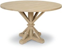 """R. BARBAREE DINING TABLE 