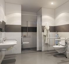 Curbless showers are more attractive, as there is no break in the design between the shower and the rest of the bathroom. Critically, curbs also limit the ...