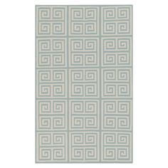 Athena Rug in Cloud Blue at Joss & Main