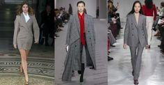office wear les tendances mode de la saison automne hiver 2017 2018
