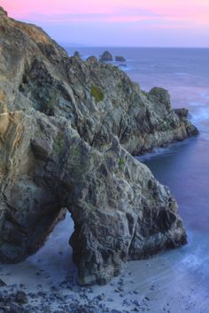 Arch at Bodega Head, Bodega Bay, Northern California Coast