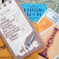 Free printable Clue game sheets, print your own score sheets to keep your case information. If you play a board game over and over, you may run...