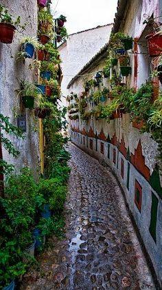 Calle del Hospitalillo Trujillo, Caceres - Spain