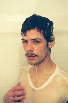 shower  man  mustage