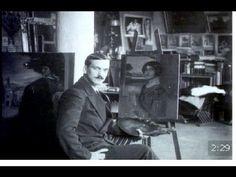▶ Pintor Julio Romero de Torres, leyenda de pasión y fatalidad (1874-1930) -