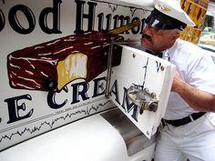 Vintage Good  Humor Truck by Adam Kuban, via Flickr