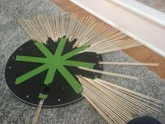 sunburst mirror how to