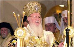 Our Ecumenical Patriarch Bartholomew