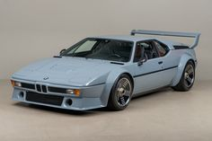 1979 BMW M1 VIN: WBS0000009 4301094 One of the original 40 Procar M1 chassis One of a kind, road-going Procar This vehicle, number 31 of 40 Procar M1 chassis produced from 1979-1980, started its life as a spare car for the BMW M1 Procar Championship racing series. Prepared at the factory as a racecar, 094 …