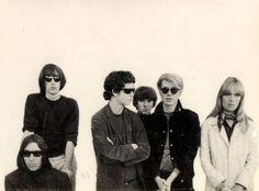 the Velvet Underground & Nico and Andy