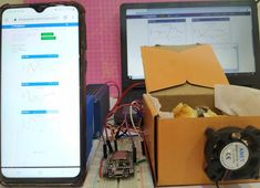 IoT Based Food Monitoring System using NodeMCU and Arduino IDE. Food Storage Rooms, Iot Projects, Temperature Measurement, Types Of Buttons, Data Transmission, Temperature And Humidity, Heating Element, Food Industry, Base Foods