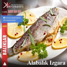 Fish menu with 17 different options to cater your taste buds! www … Fish menu with 17 different options to Ramadan Recipes, Taste Buds, Catering, Special Occasion, Menu, Fish, Chicken, Table Settings, Menu Board Design