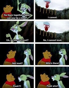 Winnie The Pooh is so hilarious