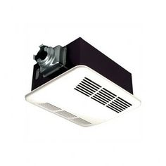 Broan 508 10 Inch Through Wall Ventilation Fan With Square