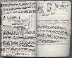 My Pacific Crest Trail Moleskine Journals | The Hike Guy