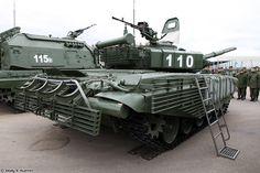 1557d22ee9eae Танк Т-72Б3 с комплектом дополнительной защиты