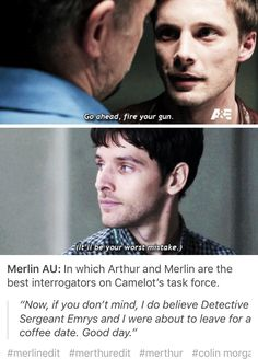 We need more Merlin.                                                                                                                                                                                 More