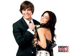 Zac Efron and Vanessa Hudgens join the High School Musical 4 cast? Here are the details about the stars' reported return. Gabriella High School Musical, High School Musical Quotes, High School Musical Cast, Zac Efron Vanessa Hudgens, Vanessa Hudgens Style, Troy Bolton, Zac Efron Movies, Film Musical, Zac Efron And Vanessa