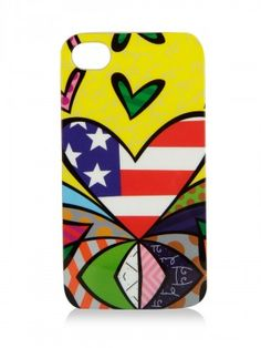 House of Blondie Heart Print IPhone 4 Case online purchase from koovs.com