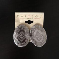 •A z t e c P r i n t E a r r i n g s• Cute!! Brand new. Marysol  Jewelry Earrings