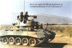 Faro Portales: Medios blindados del Ejército de Chile I. De los inicios hasta la década del 60.