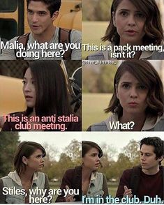 I'm all about Stiles and Derek but this is just funny.