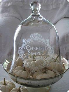 cherish simple blessings