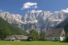 triglav, slovenia   Triglav National Park