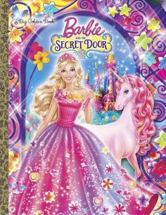 Preschool through middle-grade girls will love this series of books tailored for different reading levels that are based on the latest Barbie movie, Barbie and the Secret Door , releasing in the fall